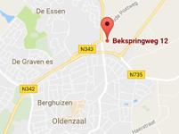 Route Dierenarts Oldenzaal, Twente